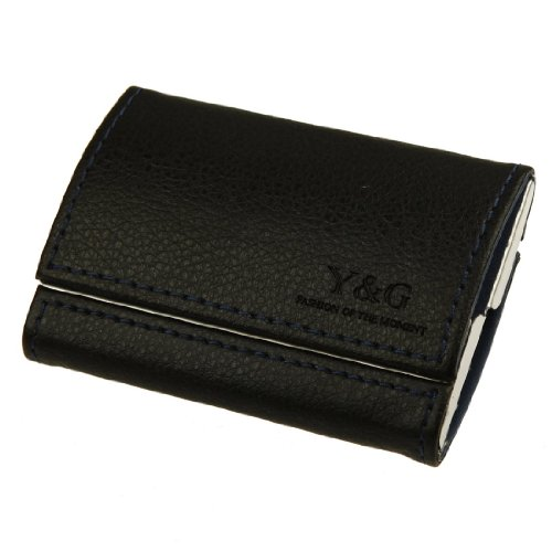 04. YDB01A Both sides Business Card Holder Card Case Available in Different Colors By Y&G