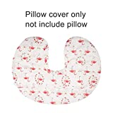 ALVABABY 2pack Pillow Cover Soft and Comfortable