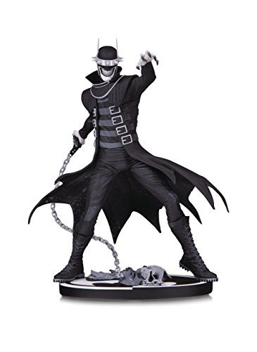 an Black & White: The Batman Who Laughs Resin Statue ()