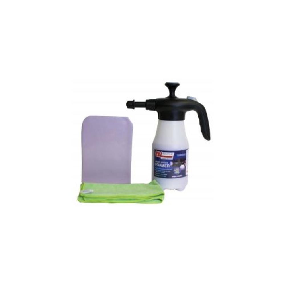 R B L Products Inc - Foaming Detail Wax / Clay Promo Kit - Rb12041
