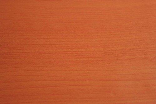 Rwraps Wood Grain Vinyl Film Sheet Wrap Roll Decal - Cherry 12