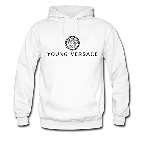 (Young Versace Printed For Mens Hoodies )