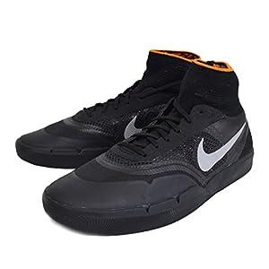 1. NIKE Air Zoom SB Hyperfeel Eric Koston 3 XT Sneaker Current Model 2016 Black/Silver/Orange