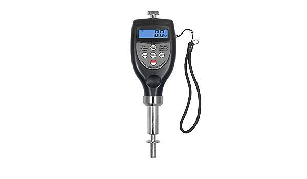 FHT-1122 Fruit Hardness Gauge Compact Penetrometer Sclerometer Tester 0.2~22.0 kgf//cm/² for Strawberry Pear Avocado Vegetable