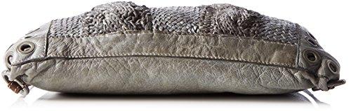 Taschendieb - Td0036g, Bolsos mochila Mujer, Grau, 3.5x37x37 cm (B x H T)