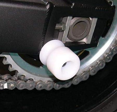 6mm Spools with Black Acetal Pucks Pro-Tek Buell Swing Arm Spools Sliders 2009 2010 Buell EBR-1125R EBR1125R 2014 Buell EBR-1190RX EBR1190R Black 2012 2013 Buell EBR-1190RS