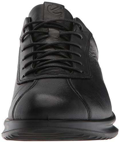 1001 Aquet Ecco Mujer para Schwarz Zapatillas Black x1qgYOwq