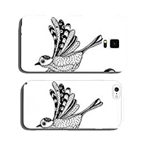 Two birds cell phone cover case Samsung S6