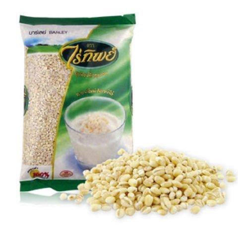 Raitip - Thai Barley (500g.) Mung Beans, White Beans, Cooking Beans, Mung Bean Seeds, Dried Beans, Mung Bean, Dry Beans, Healthy Cereal, Healthy Cereals, Best Cereal, Best Cereals, Sesame Seed, Sesame Seeds, Black Sesame, Herb Seeds, Grains, Health Food,  by Pramshop
