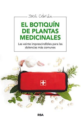 El botiquín de plantas medicinales (SALUD)