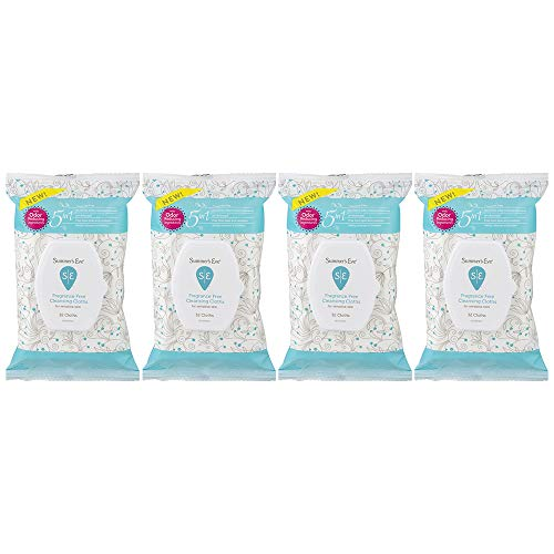 Summer's Eve Cleansing Cloths | Fragrance Free | pH-Balanced | 32 Count | Pack of 4 from Summer's Eve