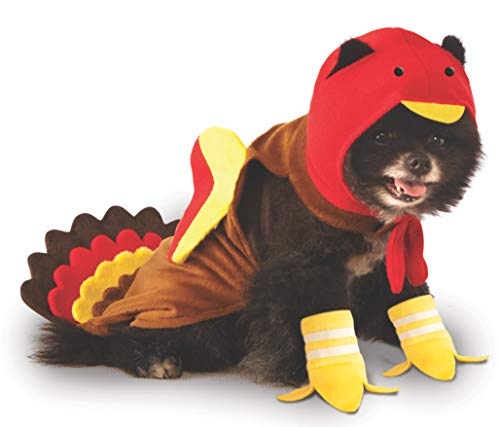 Thanksgiving Costumes For Dogs (Rubie's Turkey Dog Costume)