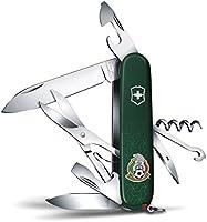 Victorinox Navaja Climber, Edición Especial Selección Mexicana, color Verde, Mediano