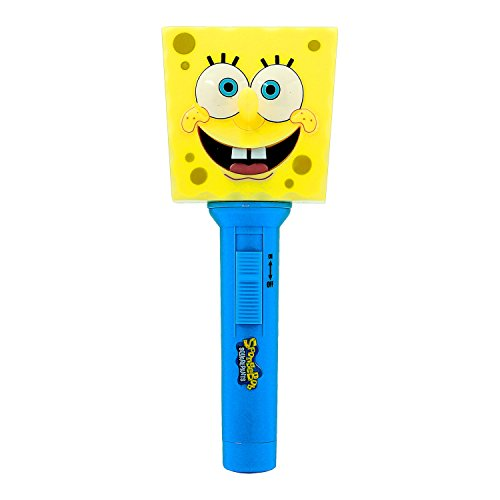 Sakar SpongeBob Squarepants 31062B Basic Flashlight (Spongebob Flashlight)