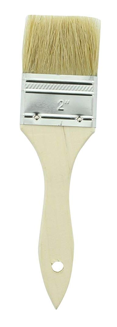 GAM 2'' Single X Thick Chip Brush (10 Pack)