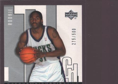 JAMAL SAMPSON 2002-03 UD NBA CHAMPIONSHIP DRIVE ROOKIE MINT RC BUCKS /500 (Drive Mint)