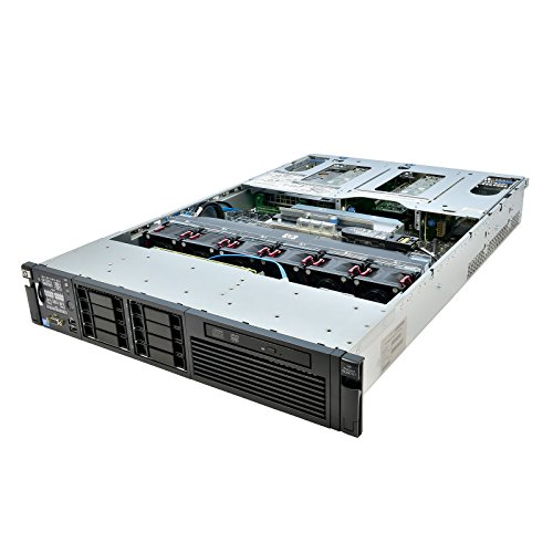 میان رده HP ProLiant DL380 G7 Server 2x 2.26Ghz E5520 QC 36GB (تجدید شده)