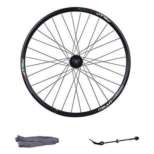 ZNND 26inch MTB Bike Racing Rear Wheel, V-Brake Double Wall Rim Quick Release 32 Hole Disc 7 8 9 10 Speed Only 1050g (Size : - Single Rear Disc Speed
