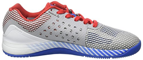 skull 7 Unisex white R Nano Reebok Zapatillas Gris Crossfit Blue Running black awesome 0 Grey De primal Red 8AaqCw