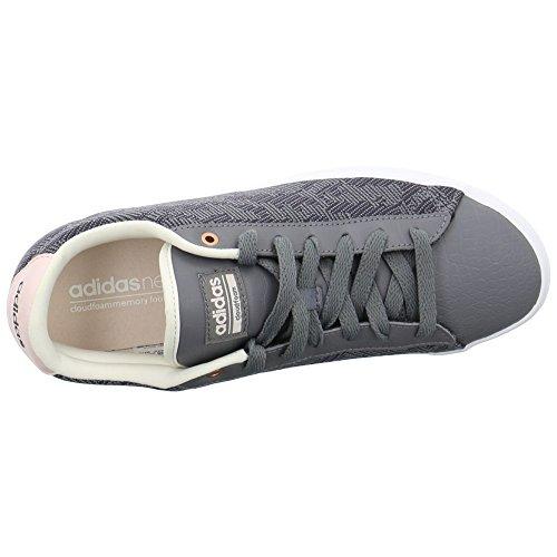 adidas Damen CF Daily QT CL W Fitnessschuhe, Weiß GREFOU/GREFOU/UTIBLK