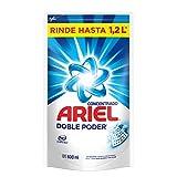 Ariel Detergente Liquido Concentrado 600ml, color, 600 ml, pack of/paquete de