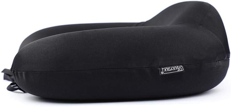 LilySilk Memory Foam Travel Pillow for