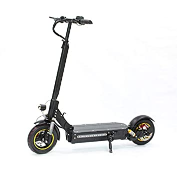 Amazon.com: NANROBOT D3 Scooter eléctrico plegable de 10 ...