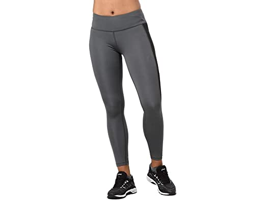 07067200f1 ASICS Women's Crop Tight Running Clothes at Amazon Women's Clothing ...