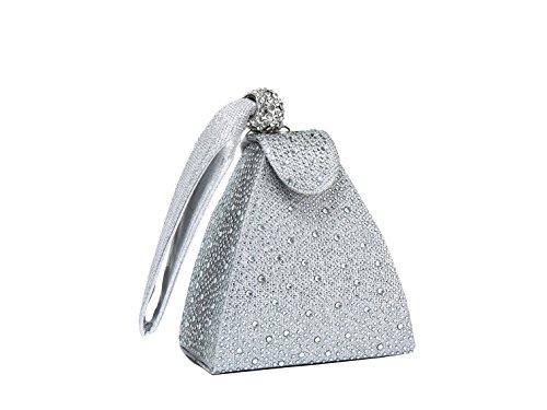pour Redfox S Silver femme Pochette xpHSHqT
