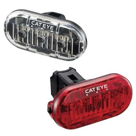 Cateye Omni 3 Led Tail Light in US - 3