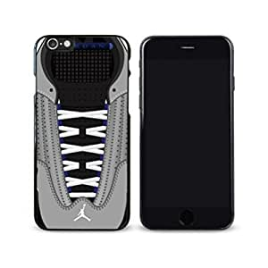 TanOnline Shoe Showcase Jordan image Custom iPhone 6 Plus 5.5 Inch Individualized Hard Case