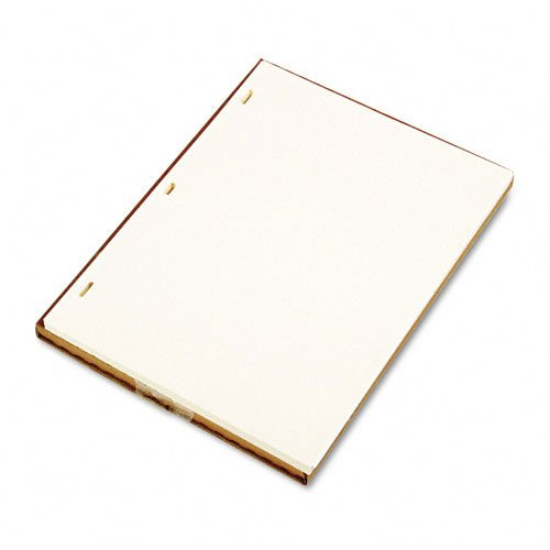 Wilson Jones : Looseleaf Minute Book Ledger Sheets, Ivory Linen, 11 x 8-1/2, 100 Sheet/box -:- Sold as 2 Packs of - 1 - / - Total of 2 Each