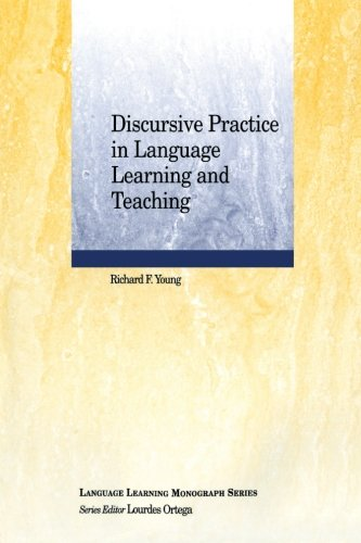 Discursive Practice in Language Learning and Teaching