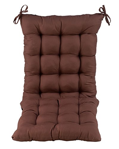 Microfiber Rocking Chair Cushions OakRidge Comforts, Set of 2