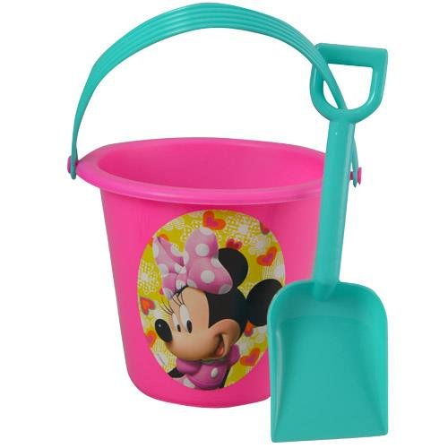 Disney Minnie Sand Bucket & Shovel Kid Swim Gear ()
