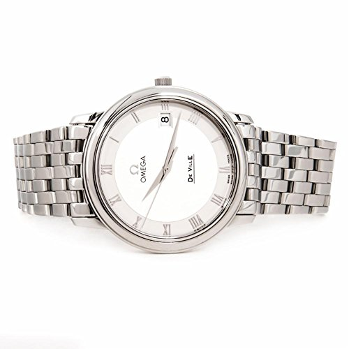 Omega DeVille quartz womens Watch 4510.33.00 (Certified Pre-owned) by Omega