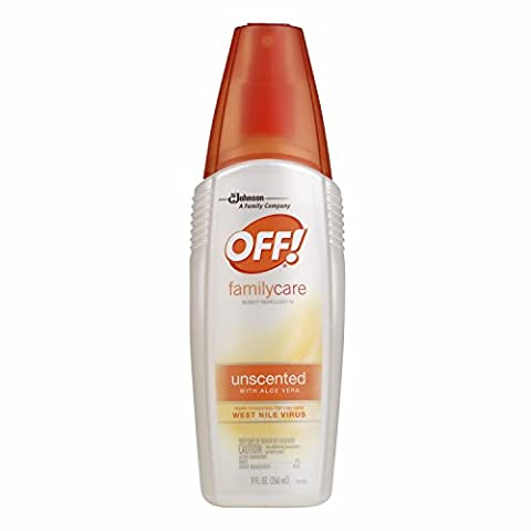 OFF! Familycare Insect Repellent IV, 9.0 Fluid Ounce (Mosquito Repellent Deet)