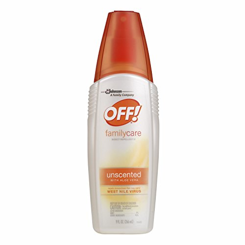 Off  Familycare Insect Repellent Iv  9 0 Fluid Ounce
