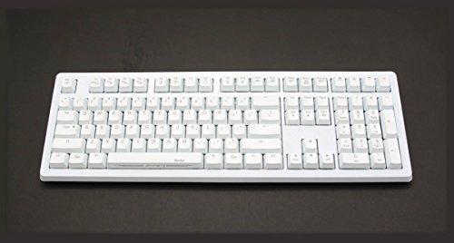 c13103b9c0 Ducky DKSH1408SD Shine 4 MX Brown Switch Dual Blue & Red LED 108 Keys Mechanical  Keyboard - White: Amazon.ca: Electronics