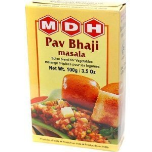 MDH Pav Bhaji Masala - 100g (Pack of 2)