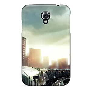 Premium Durable Watch Dogs Ps4 Game Fashion Tpu Galaxy S4 Protective Case Cover