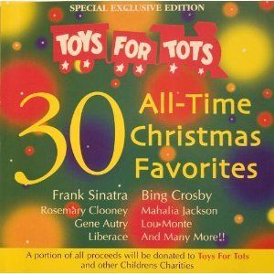 Midwest Tote - Toys For Tots: 25 All-Time Christmas Favorites