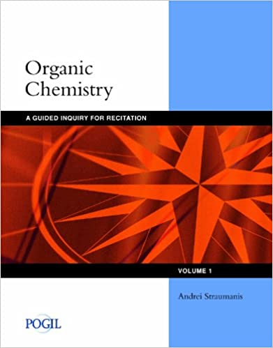 Organic chemistry a guided inquiry for recitation volume 1 001 organic chemistry a guided inquiry for recitation volume 1 001 andrei straumanis amazon fandeluxe Images