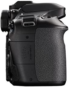 Canon Digital SLR Camera Body [EOS 80D] with 24.2 Megapixel (APS-C) CMOS Sensor and Dual Pixel CMOS AF – Black 41ytCfatSKL