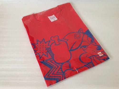MAN WITH A MISSION【広島カープコラボTシャツ S】 オオカミ坊やTシャツ(カープ限定)MWAM×music CUBE 13×広島東洋カープとのコラボ