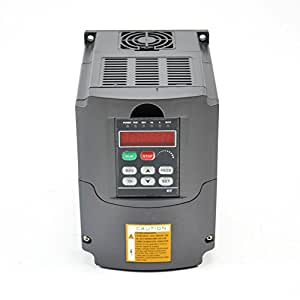 Cnc 2200w 110v 3hp variable frequency for Variable speed drive motor