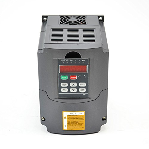 CNC 2.2KW 2200w 5.7A 380V VFD Variable Frequency Drive Inverter High Quality 3hp Auto Voltage Regulation (Avr) Technique for Ensuring the Inverter Load Capability