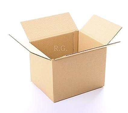 50 Kartons Faltkarton Pappkarton 400 x 300 x 150 mm Versandkartons Verpackung