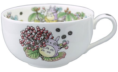 Noritake X Studio Ghibli Neighbor Totoro Tea Cup and Saucer T97285A/4660-5 (Noritake Fine China Japan)