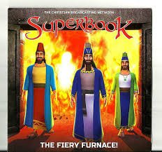 Superbook The Fiery Furnace! 2013